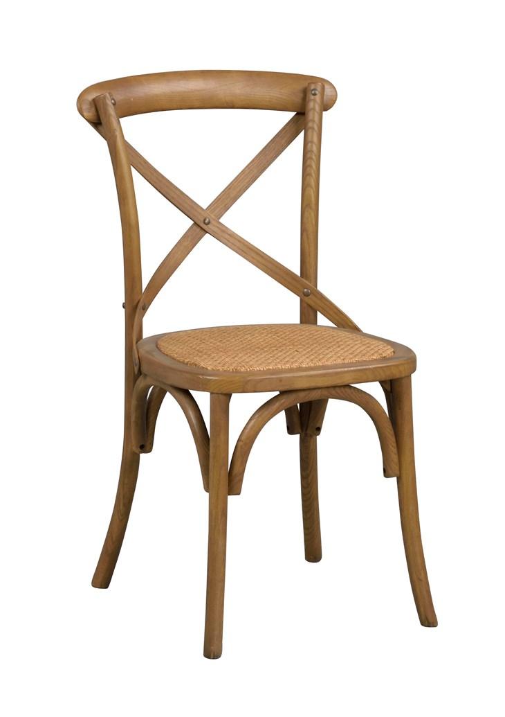 Gaston tuoli luonnonväri/rottinki, Rowico