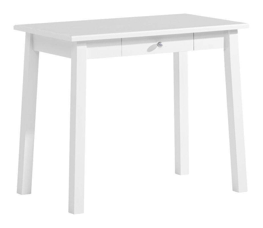 Sara kirjoituspöytä 90x50 valkoinen