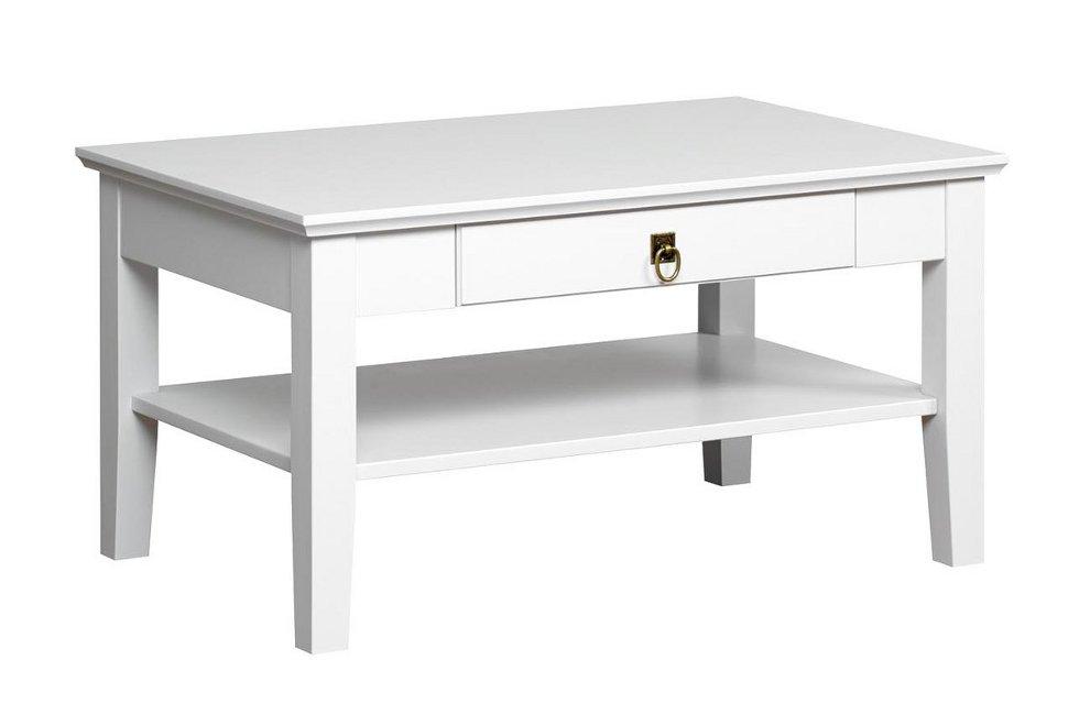 Greta sohvapöytä 92x60 valkoinen MALLIKAPPALE