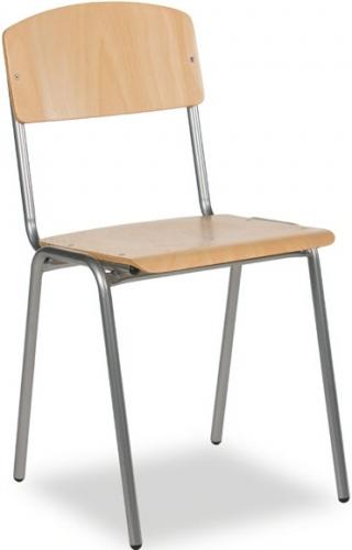 Jerry tuoli harmaa runko, koivu istuin