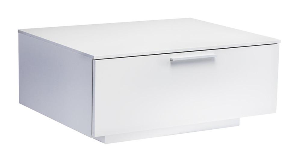 Taso sohvapöytä 85x65 valkoinen