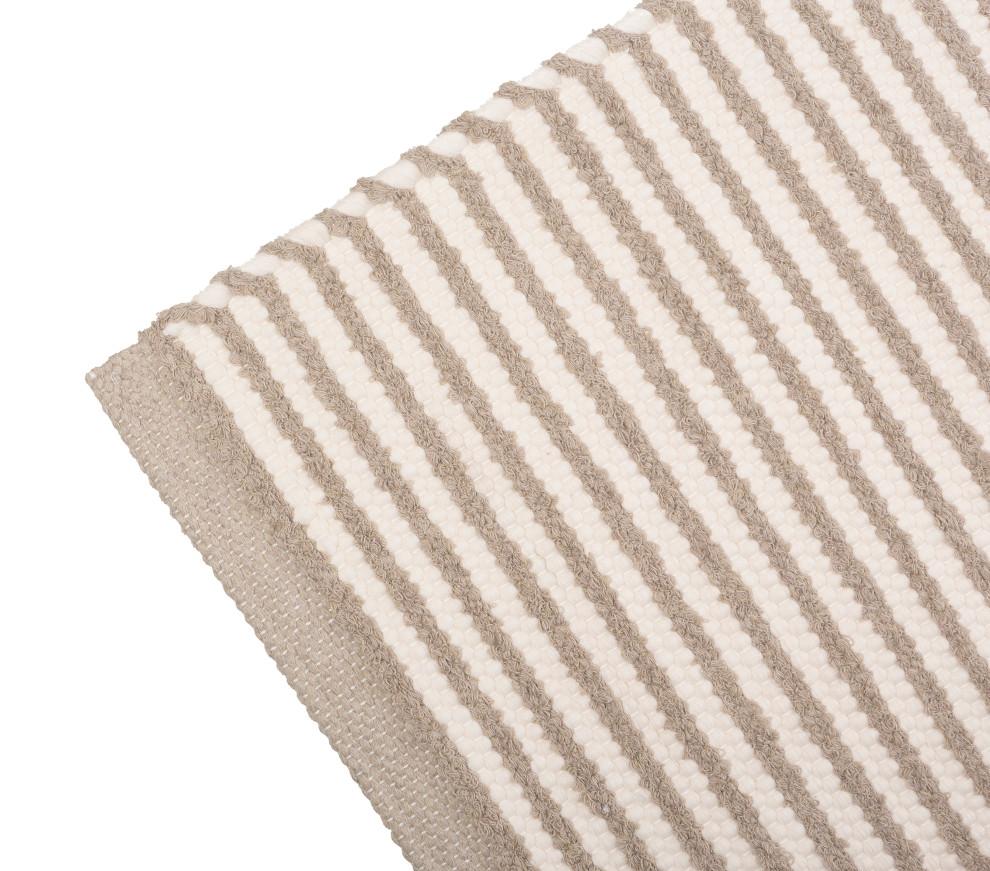Maininki matto 140 x 200 pellava-73