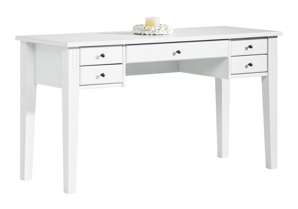 Ida monitoimipöytä 135 valkoinen