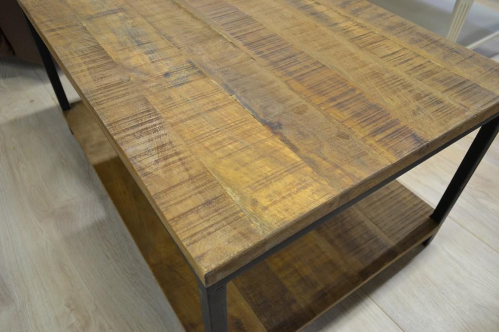Acazia Iron sohvapöytä 60 x 60 cm