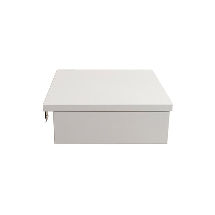 Koli yöpöytä valkoinen