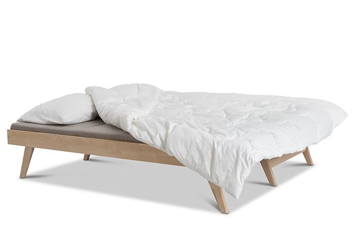 Notte divaani vuodesohva runko 190 cm lakattu koivu