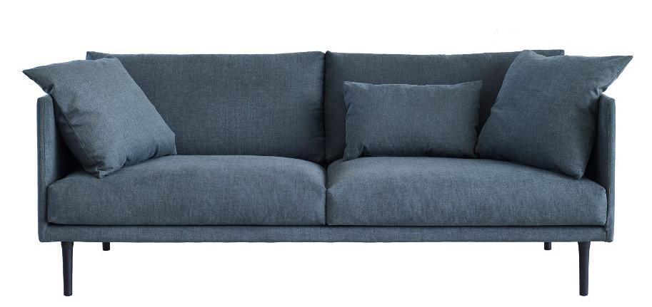 Slim 202 sohva Nino kankaalla, Shapes