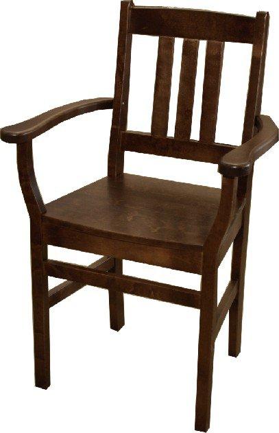 Markku senior tuoli pähkinä