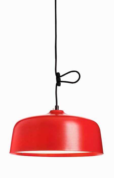 Candeo punainen kirkasvalolaite