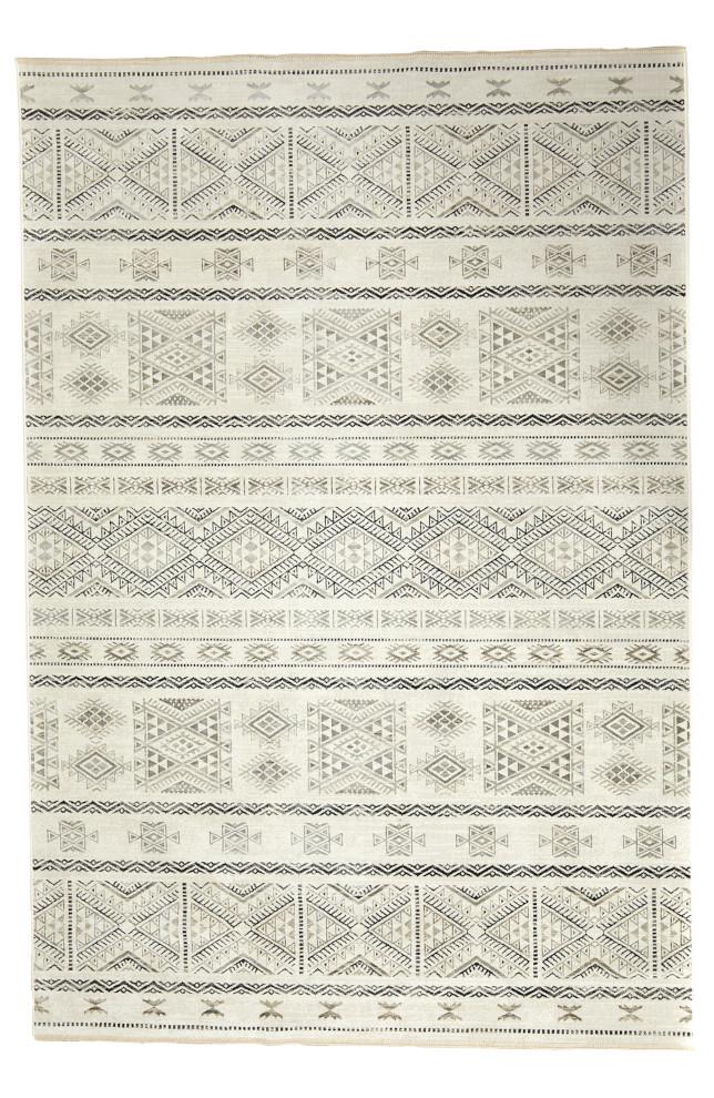 Fiona matto 135 x 195 valkoinen, Mattokymppi