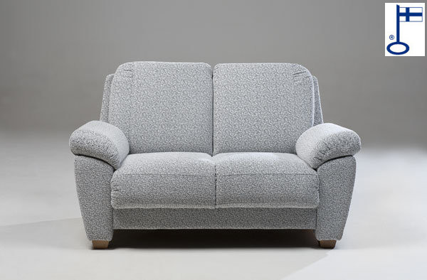 Anette 2-ist. sohva Board tai Happy kangas