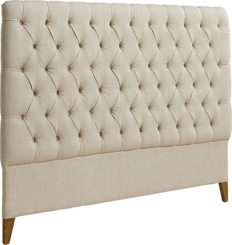 Artwood London sängynpääty 180cm Linen Sand