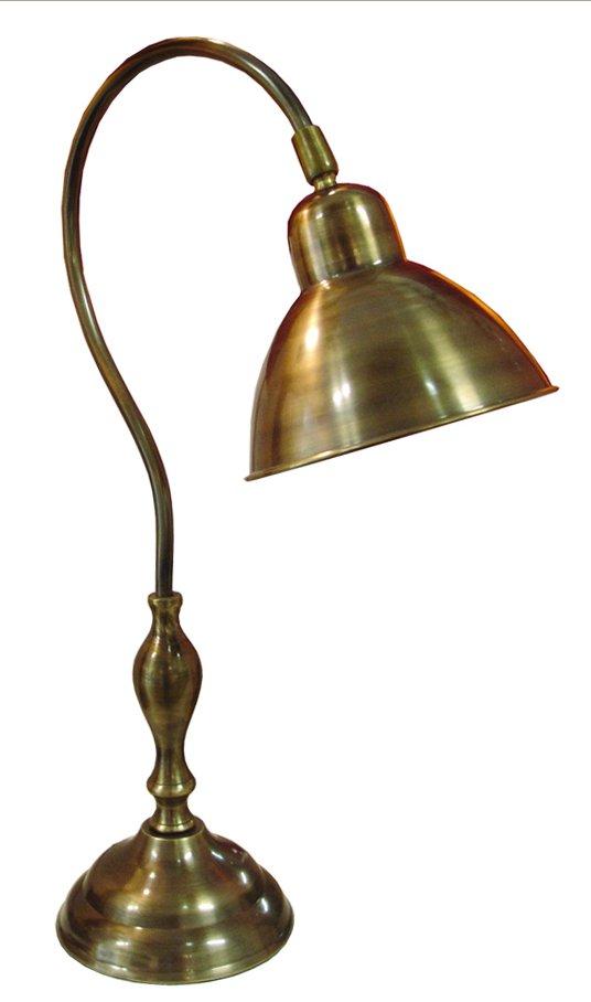 Goa pöytävalaisin 49cm antiikkimessinki, Roomlight