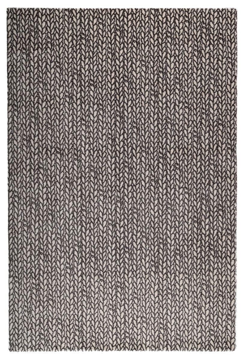 Silmu matto 160 x 230 cm, 04 harmaa
