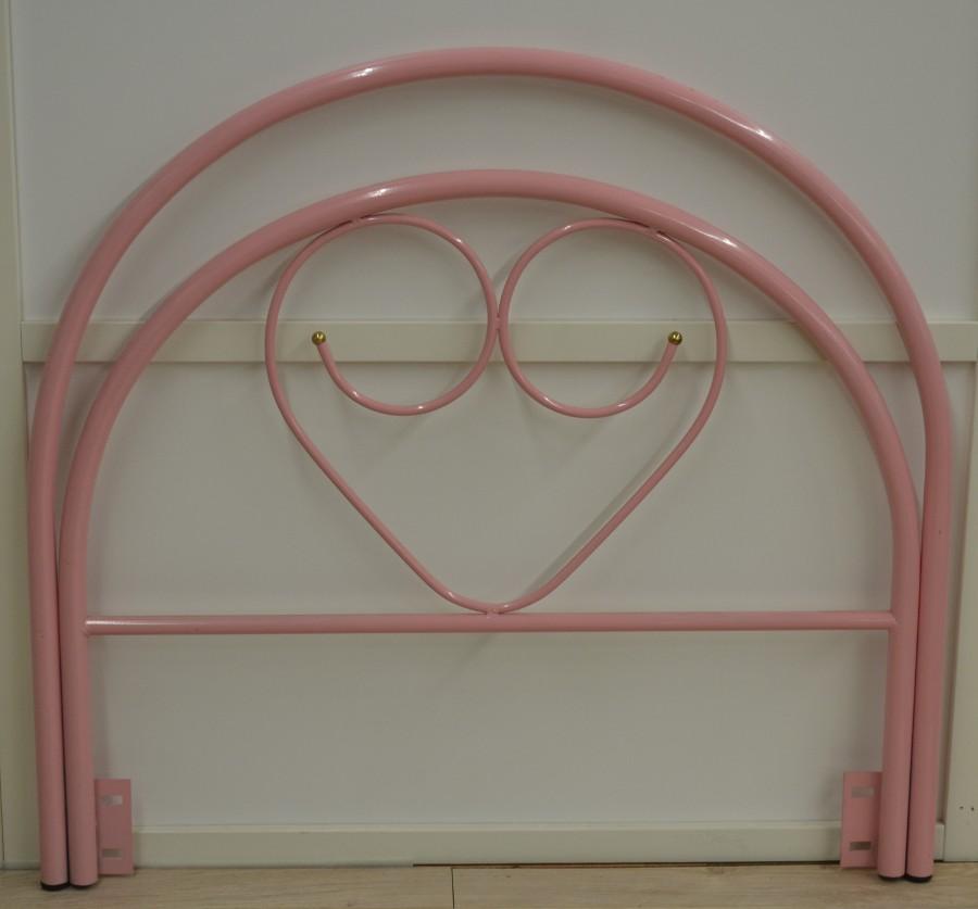 Rovimet - Satu runkosängyn pääty 90cm pinkki