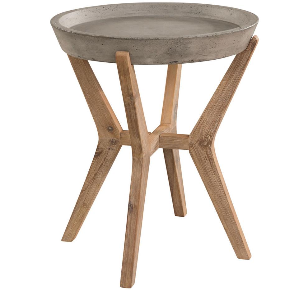 Tonga sivupöytä ø 46 cm, Artwood