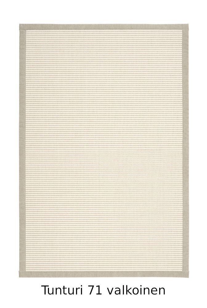 VM Carpet Tunturi matto erikoismitta, neliöhinta