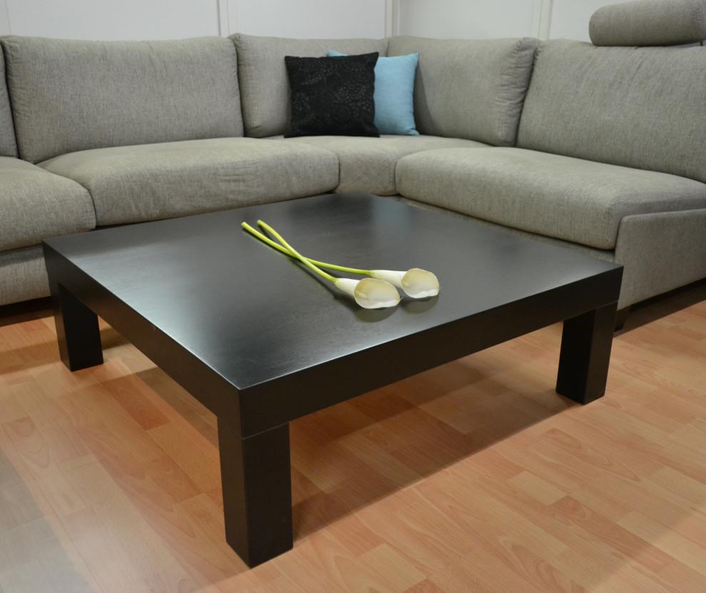 Zoom sohvapöytä 105x105 wenge MALLIKAPPALE