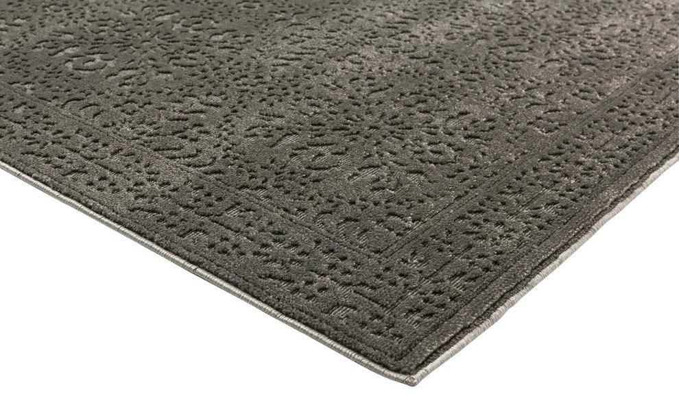 Naavo matto 160 x 230 cm harmaa