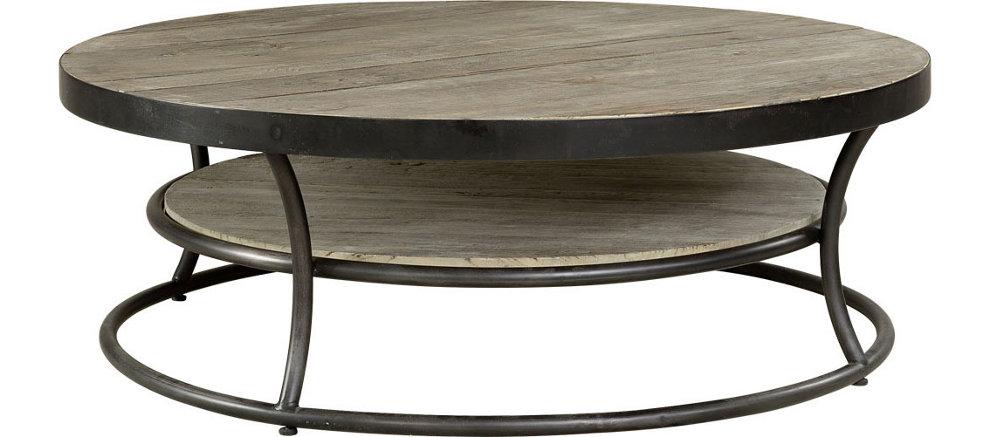 Elmwood pyöreä sohvapöytä, Artwood