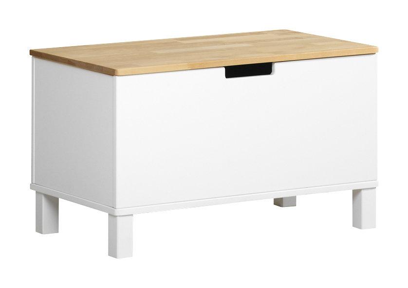Emilia arkku 75 valkoinen/lv koivu