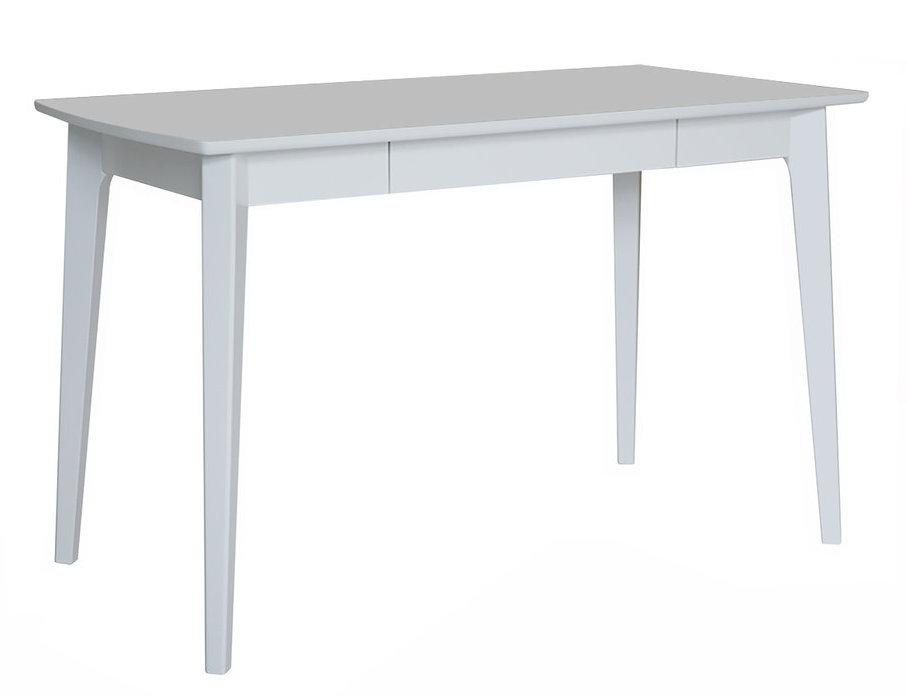Olivia työpöytä 120x61 valkoinen
