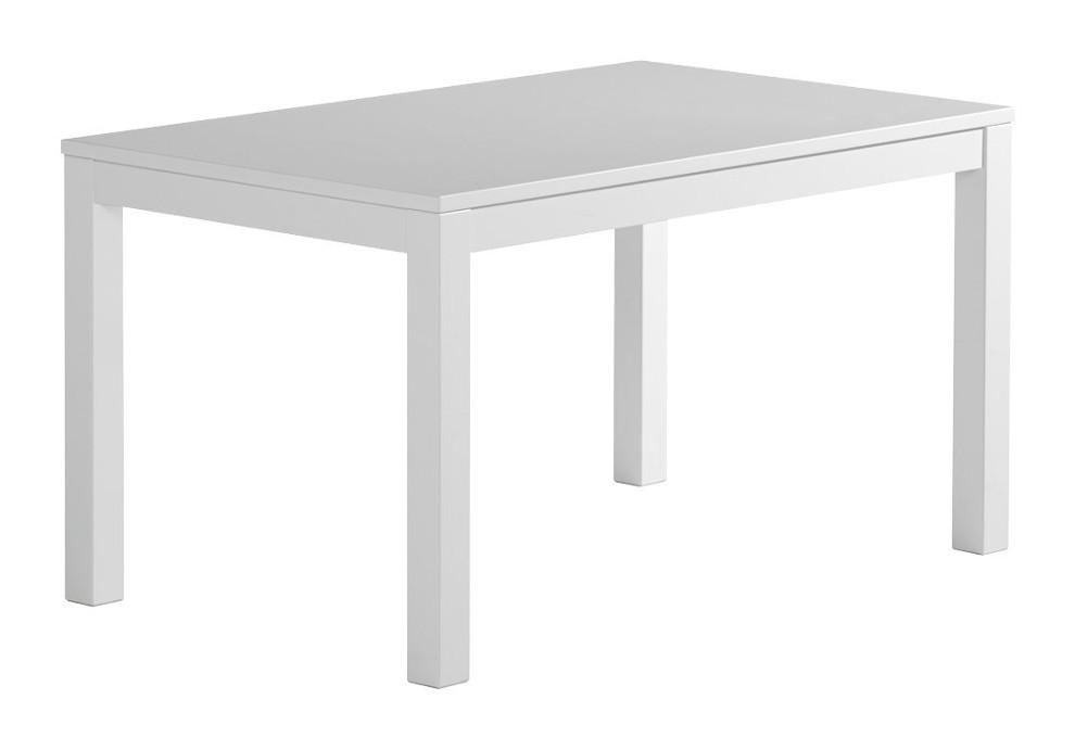 Julia pöytä 135x85 valkoinen