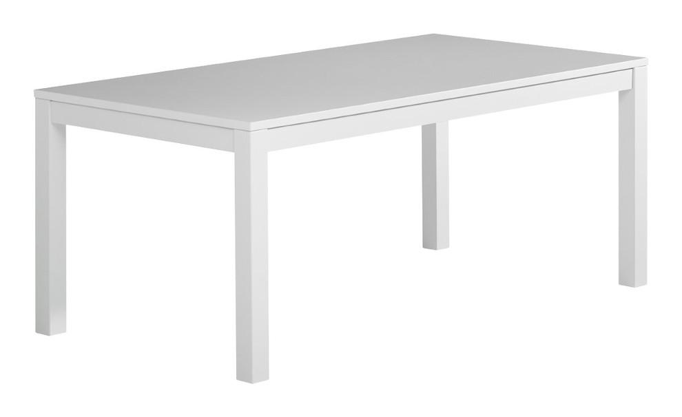 Julia pöytä 180x95 valkoinen