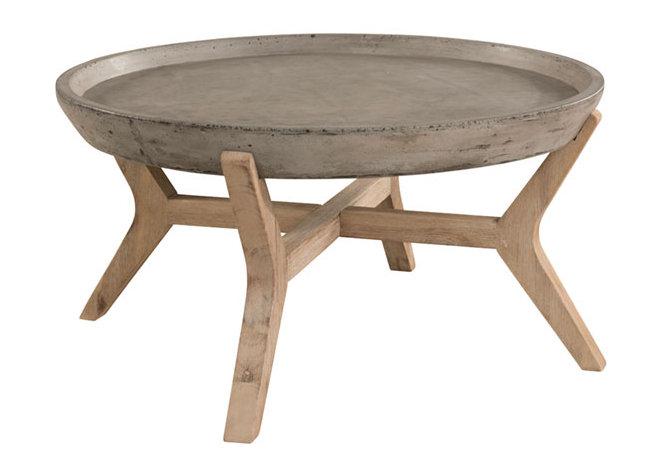 Tonga sohvapöytä ø 85 cm, Artwood