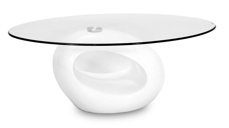 Orfeo sohvapöytä, kiiltävä valkoinen MALLIKAPPALE