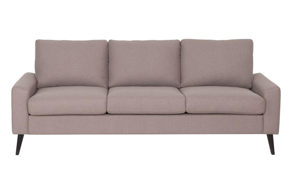 Kodikas 3,5-ist. sohva, Page kangas harmaa 67