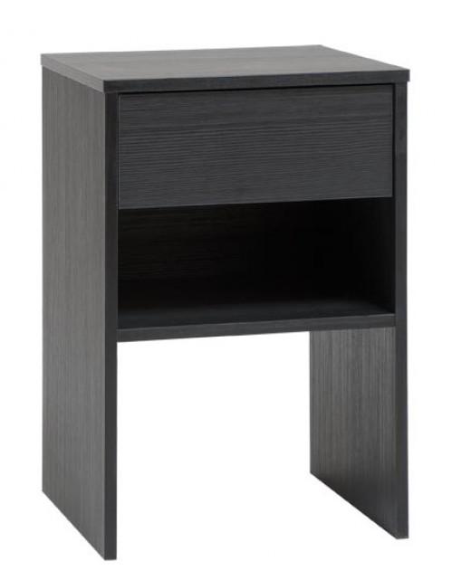 Black yöpöytä musta