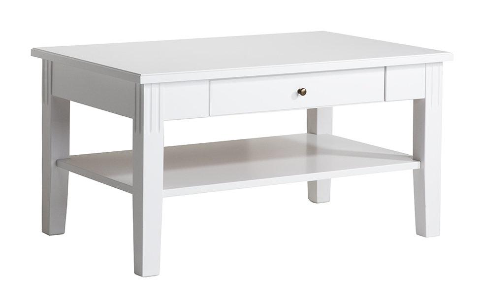 Ida sohvapöytä 90x60 valkoinen