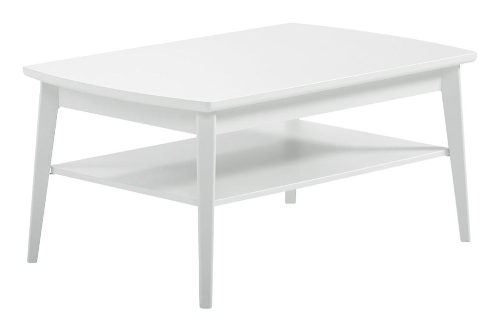 Olivia sohvapöytä 100 x 61 valkoinen