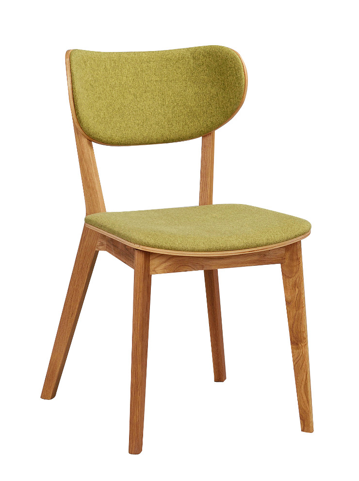 Kato tuoli lakattu tammi / vihreä, Rowico LOPPUERÄ
