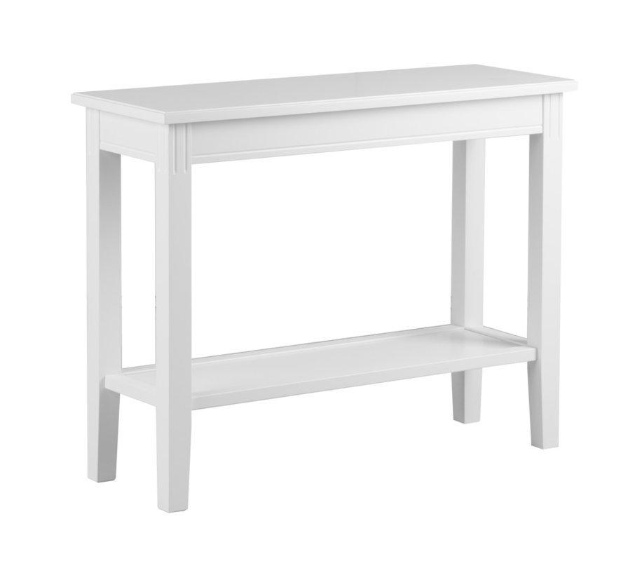 Ida sivupöytä 95x36 valkoinen