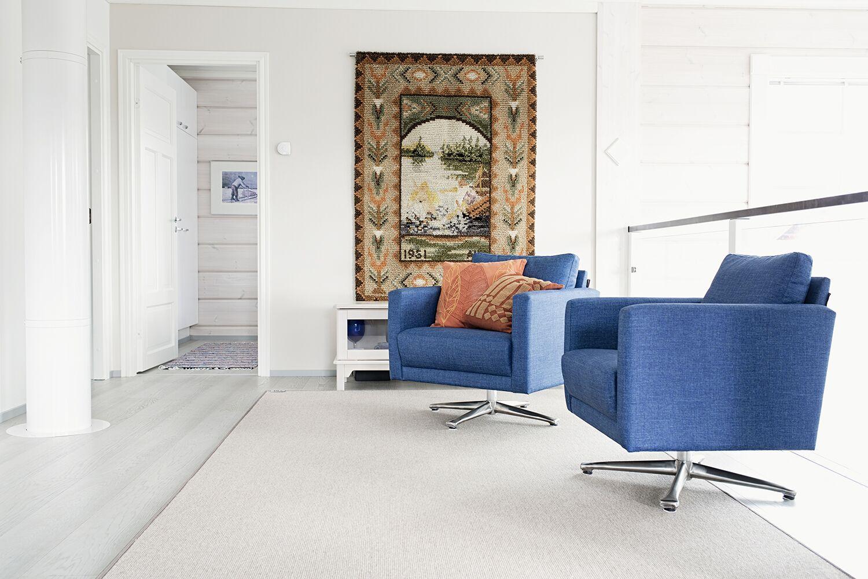 VM Carpet Esmeralda matto erikoismitta