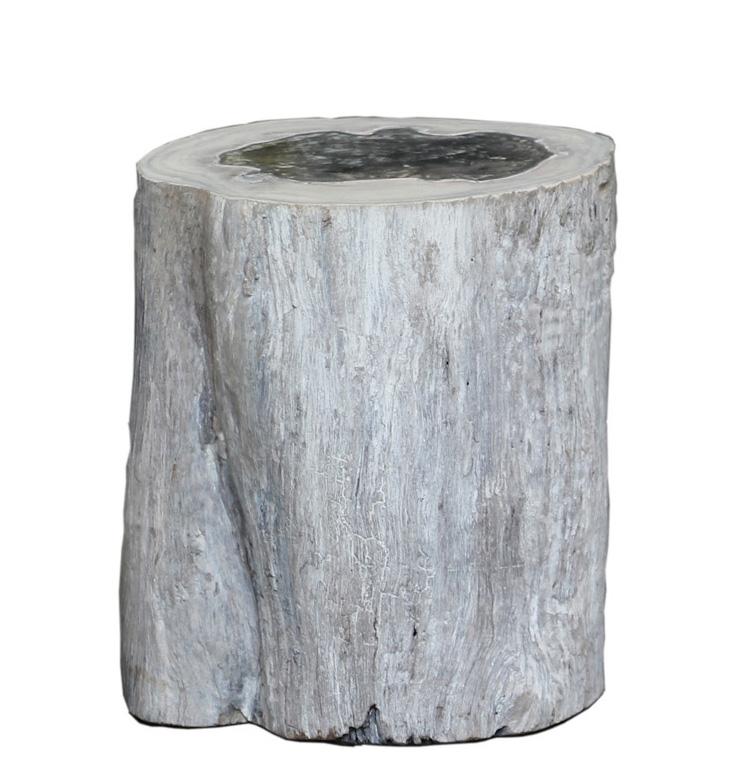 Colorado pölkky harmaa 40 cm, Artwood