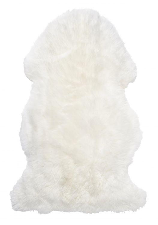 Gently lampaantalja 100x60 cm valkoinen, Skinnwille