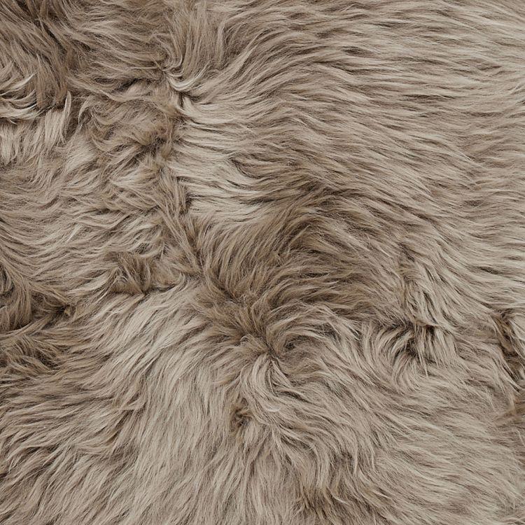 Gently lampaantalja 100x60 cm beige, Skinnwille