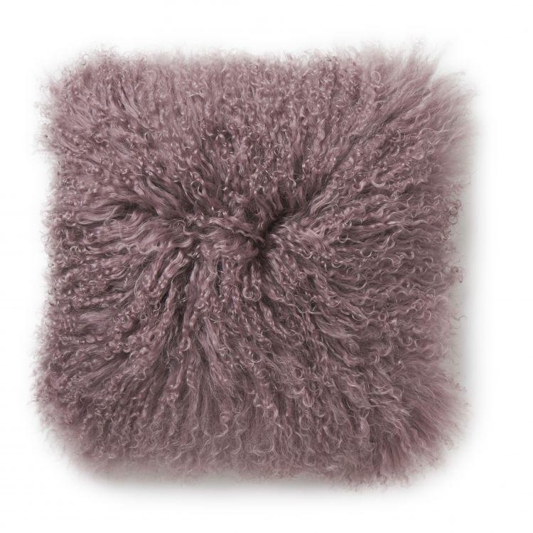 Shansi tyynynpäällinen 40x40 cm dusty violet