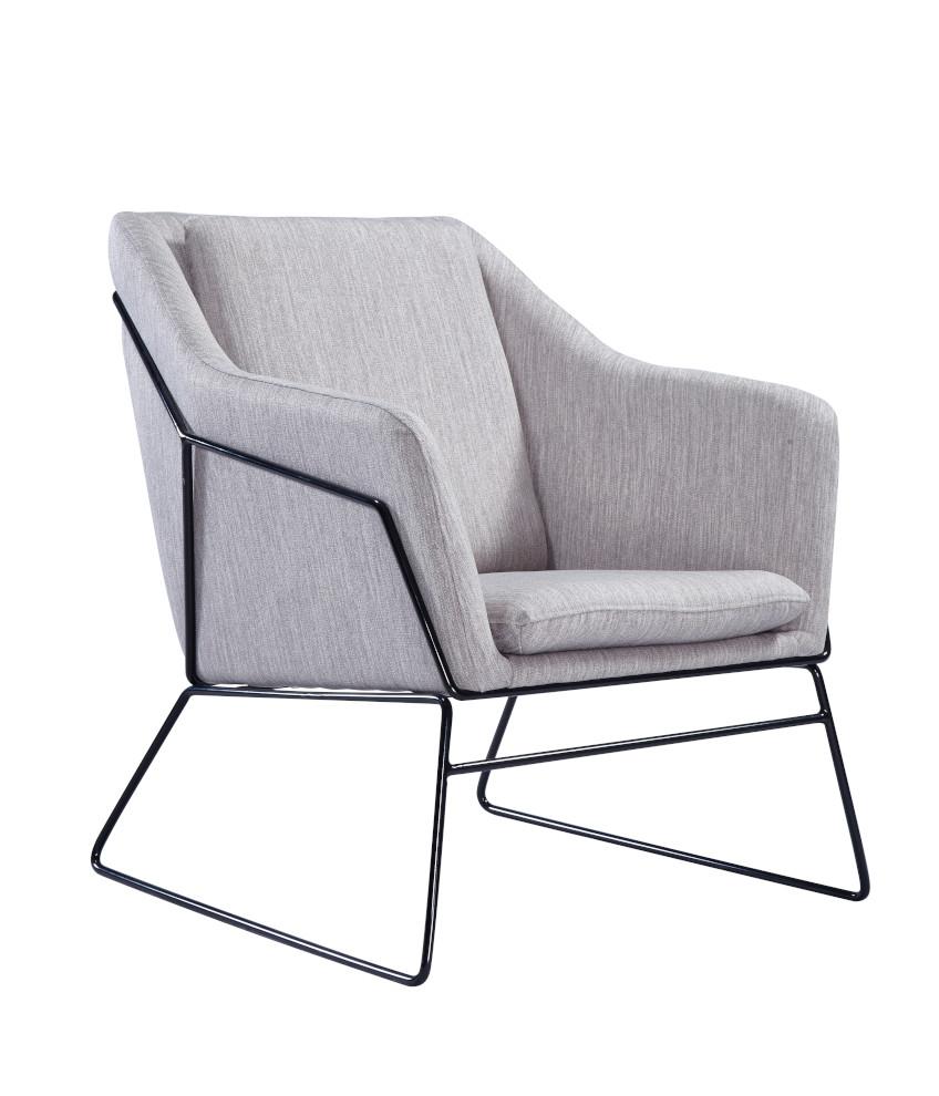 Monroe tuoli harmaa