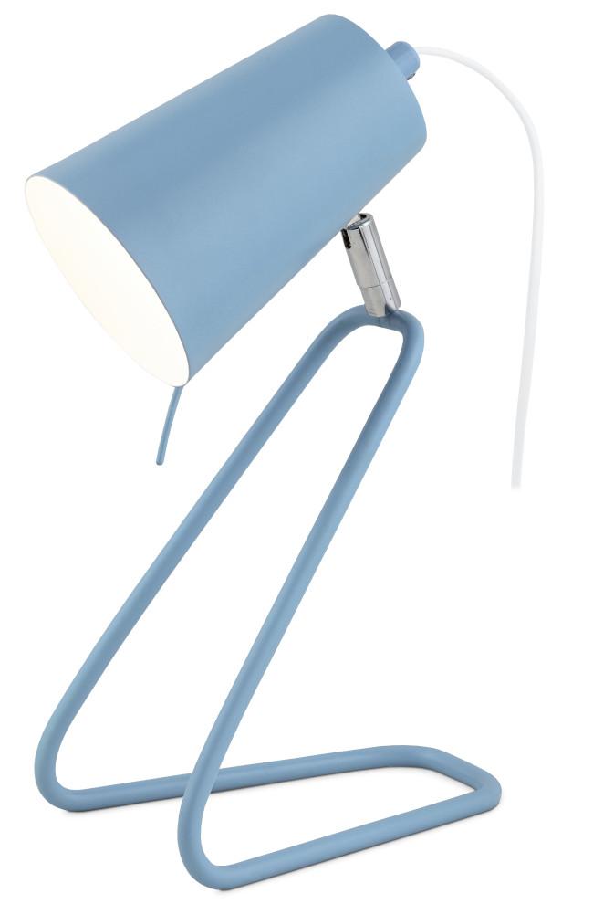 Juno pöytävalaisin sininen