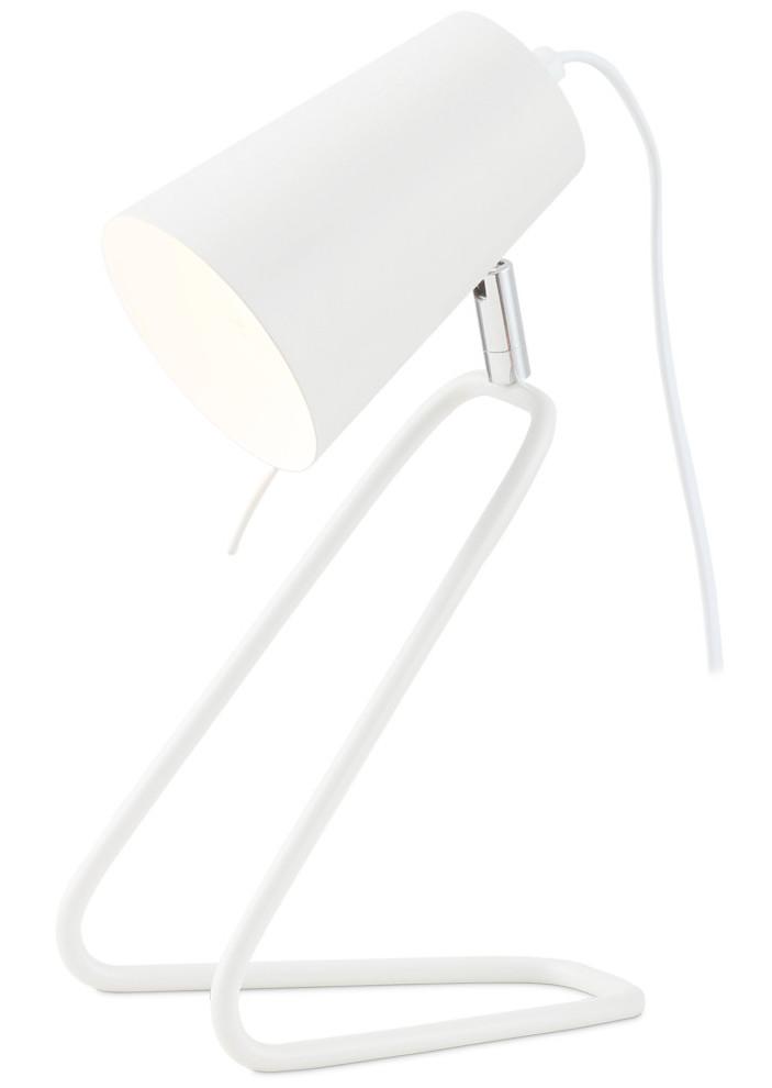 Juno pöytävalaisin valkoinen