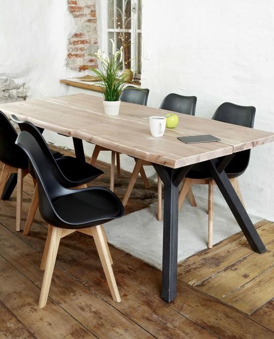 Lana pöydät, kaksi eri kokoa