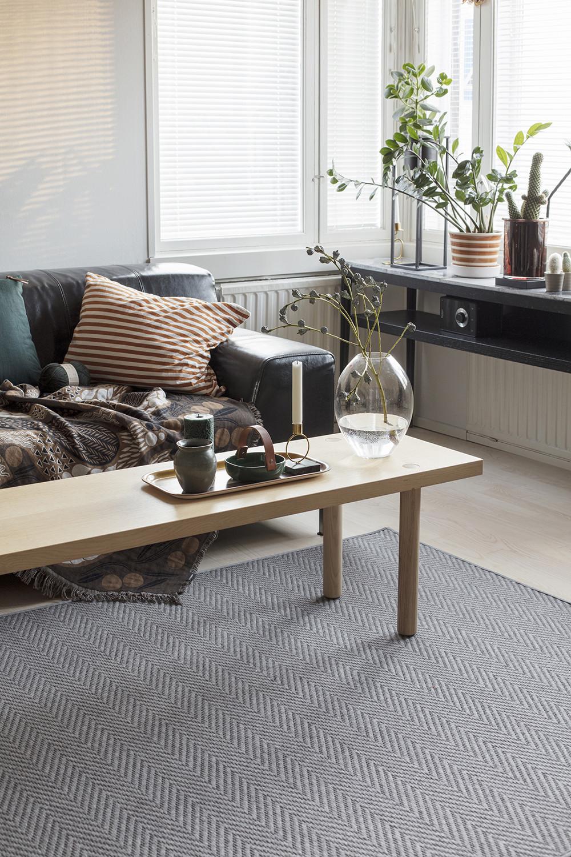 VM Carpet Elsa matto erikoismitta, neliöhinta