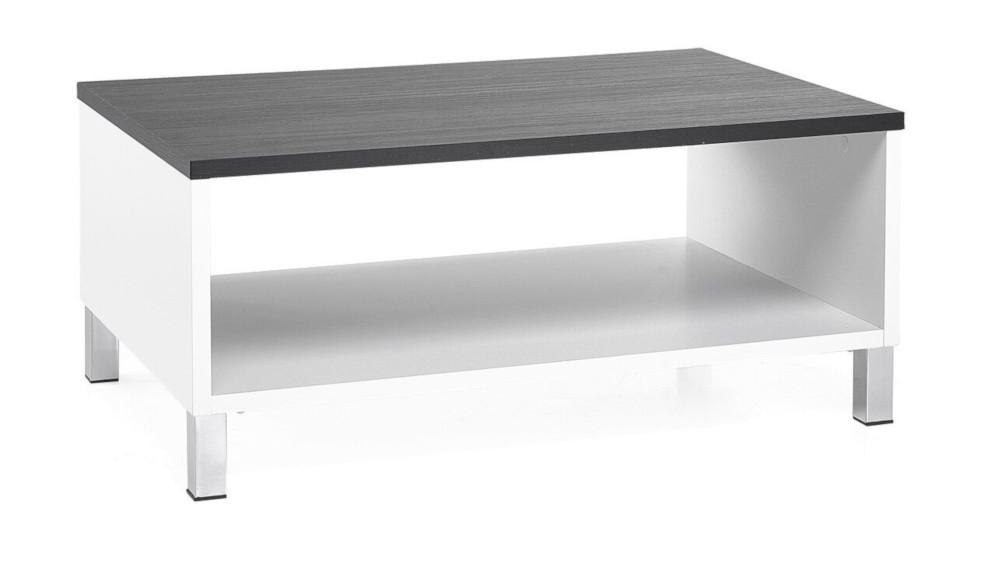 Sound sohvapöytä valkoinen/harmaa