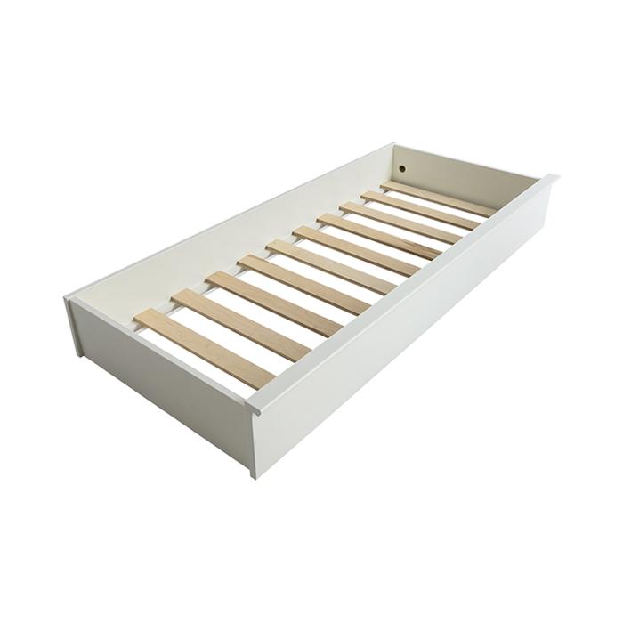 Kanerva vuodevaatelaatikko valkoinen