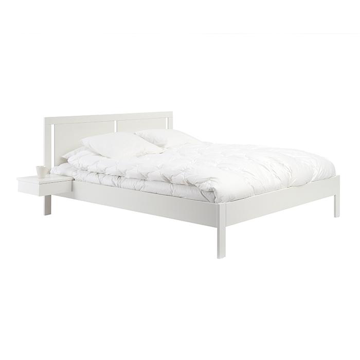 Koli sänky 160x200 valkoinen