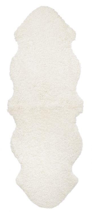 Curly 2-set lammastalja 180x60 valkoinen